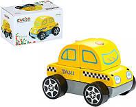 Деревянная игрушка Машинка13159