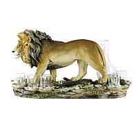 Штоф лев – большой и восхитительный сувенир украинского производства
