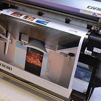 Печать полноцветных постеров и фото формата А1 (матовая бумага с покрытием 180 г/м2)