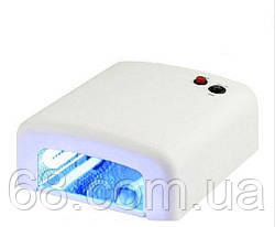 УФ ультрафиолетовая лампа UV Lamp с таймером на 120 секунд Ультрафиолетовый светильник