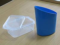 Пресс-форма на контейнер пластиковый . Проектирование и изготовление пресс-форм для контейнера пластикового.