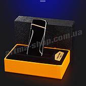 Электроимпульсная USB зажигалка ARTMA Sens Чёрный глянец