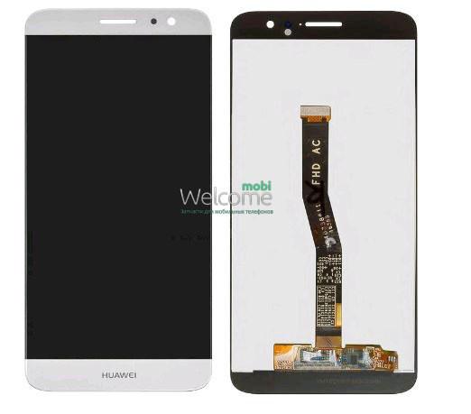 Модуль Huawei Nova Plus (G9 Plus) white  дисплей экран, сенсор тач скрин Хуавей Хуавэй Нова