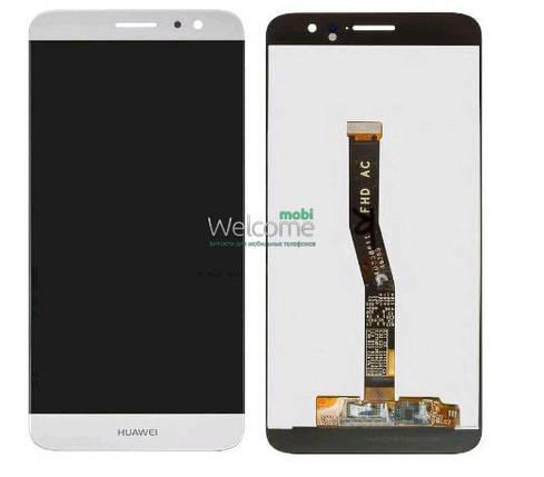 Модуль Huawei Nova Plus (G9 Plus) white  дисплей экран, сенсор тач скрин Хуавей Хуавэй Нова, фото 2