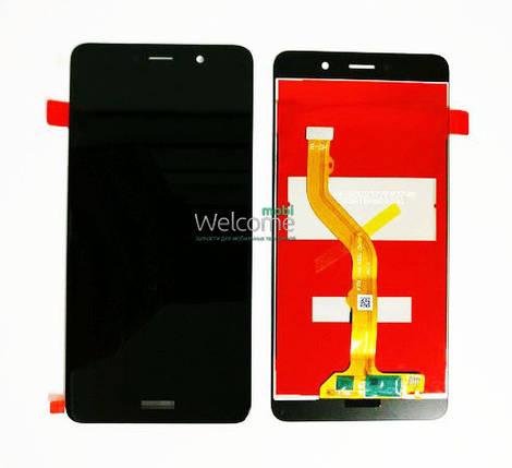 Модуль Huawei Y7 (TRT-LX1) black дисплей экран, сенсор тач скрин Хуавей Хуавэй У7, фото 2