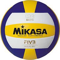 Мяч волейбольный Mikasa MV210 р. 5