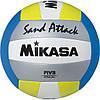 Мяч для пляжного волейбола Mikasa VXS-SA р. 5