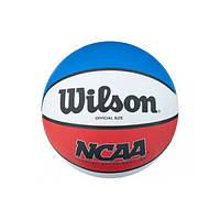 Мяч баскетбольный Wilson NCAA Retro р. 7 (X5315)