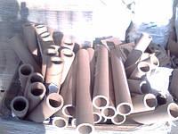 Шпуля, гильза, втулка  76 мм, 153 мм б/у после разового использования