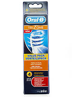 TriZone EB30 (4 штуки), насадки для зубной щетки Oral-B