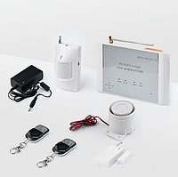 Основные преимущества беспроводной GSM сигнализации