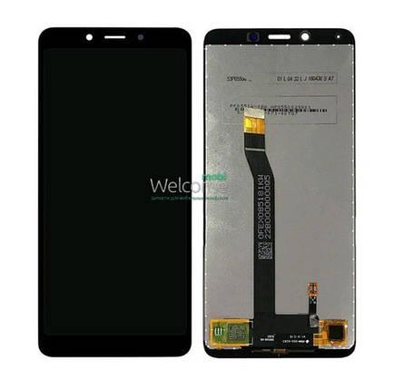 Модуль Xiaomi Redmi 6A black дисплей экран, сенсор тач скрин Сяоми Ксиоми Редми 6А, фото 2