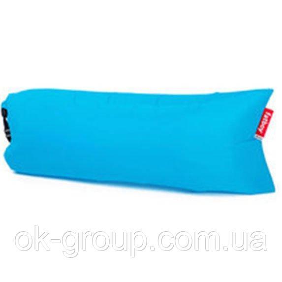 Надувной диван-мешок Tilly Lamzac Light Blue (BT-IG-0033)