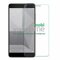 Защитное стекло XIAOMI Redmi Note 4X (0.3 мм, 2.5D, с олеофобным покрытием) Сяоми Ксиоми Редми Нот 4Х