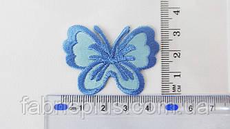 Аппликация (термо) бабочка маленькая