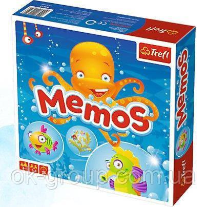 Настольная игра Trefl Мемос (01611)