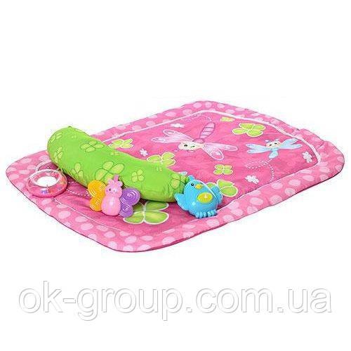 Развивающий коврик для младенца WinFun (0833 G-NL)