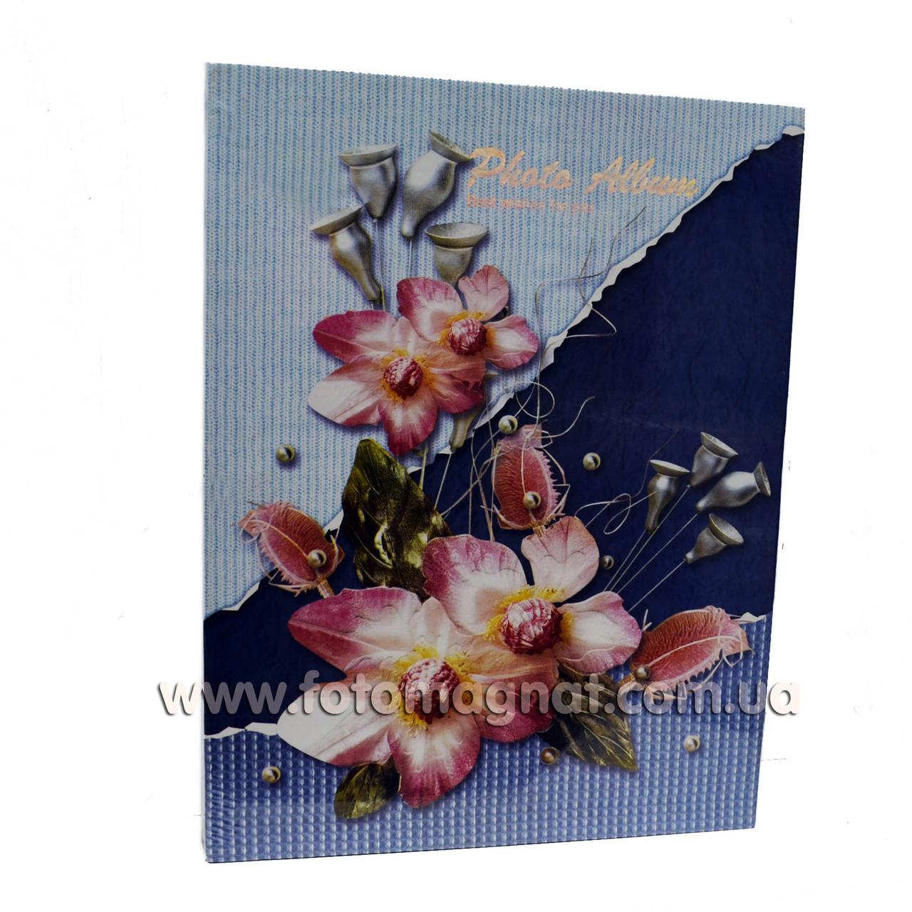 Свадебный фотоальбом на 20 магнитных листов, 26 х 33 см