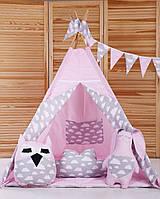 Вигвам Нежность. Детская игровая палатка, домик