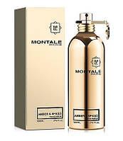 Montale Amber & Spices edp 100 ml. унисекс  (РЕПЛИКА)