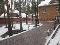 NEXANS - защита от льда и снега открытых площадок и ступеней