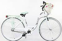 Велосипед Lavida 28 Nexus 3 White-Mint Польща