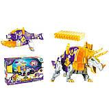 Динобот-трансформер Dinobots Трицератопс (SB376), фото 3