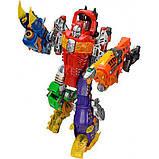 Динобот-трансформер Dinobots Трицератопс (SB376), фото 4