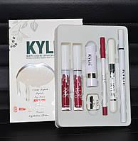 Набор декоративной косметики  KYLIE 8 в 1