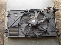 Дифузор з вентилятором Volkswagen Caddi