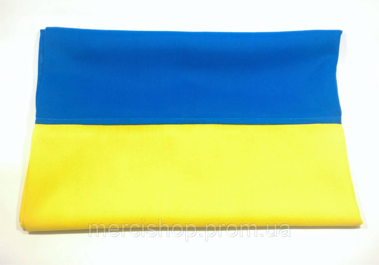 Флаг Украины 100см*150см - 1 Год гарантии