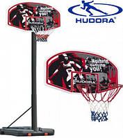 Мобильная баскетбольная система Hudora Chicago