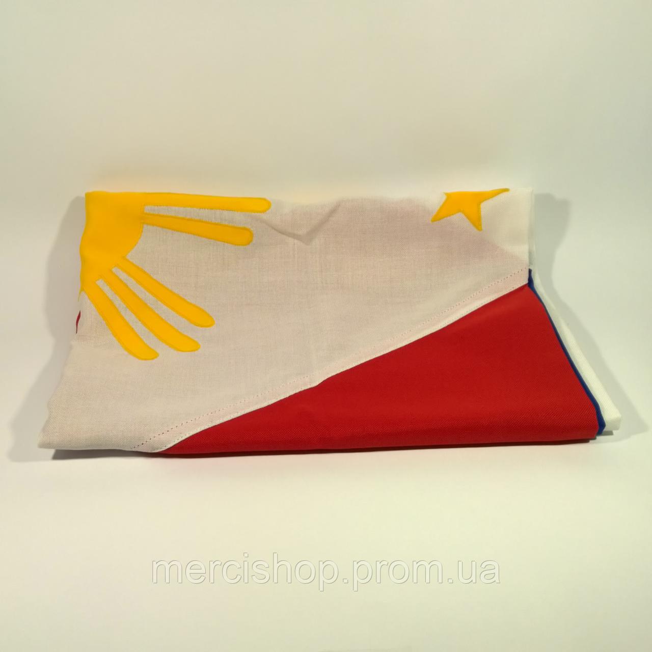 Прапор Філіппін (Аплікація) - (1м*1.5 м)