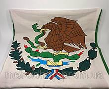 Флаг Мексики (Аппликация) - (1м*1.5м)