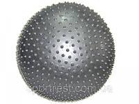 Мяч для фитнеса (с массажными шипами). Диаметр 65 см.