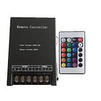Контроллер RGB 360W + пульт