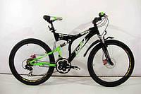 Велосипед AZIMUT FUSION G-FR-D к24, к26