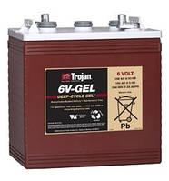 Тяговые кислотные аккумуляторные батареи  TROJAN L16G-AC  390 Ah