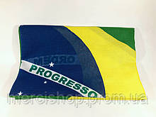 Флаг Бразилии - (Печать) - (1м*1.5м)