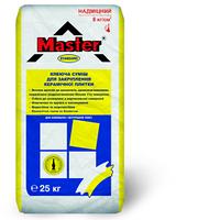 Клей для плитки на цементной основе «Мaster-Standard», 25 кг