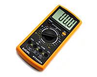 Тестер 9205,Измерение тока, Измерение напряжения,Мультиметр цифровой, Тестер электрический, фото 1