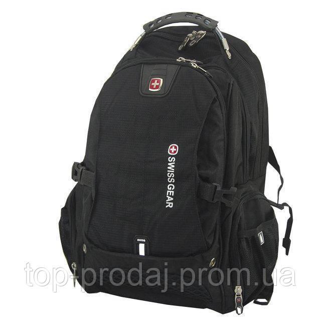Рюкзак городской SwissGear, Рюкзак Swiss Bag,Рюкзак городской Swissgear,рюкзак с выходом под наушники