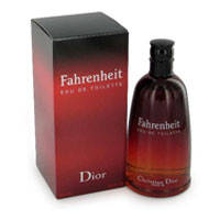 Парфюмерия мужская Christian Dior  Fahrenheit Туалетная вода 100 ml