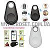 Брелок-трекер iTag Black Bluetooth для поиска вещей маячок