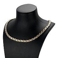 Магнитные ожерелье Лилия 4в1 полировка