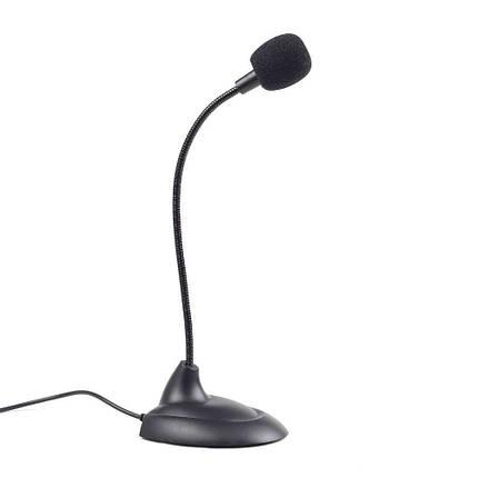 Микрофон Gembird MIC-205 Black, фото 2