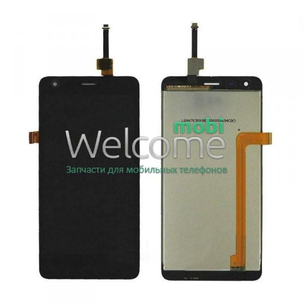 Модуль Blackview A9 Pro Arrow black дисплей экран, сенсор тач скрин Блеквью Блэквью А9 Про