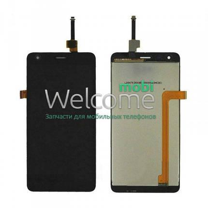 Модуль Blackview A9 Pro Arrow black дисплей экран, сенсор тач скрин Блеквью Блэквью А9 Про, фото 2