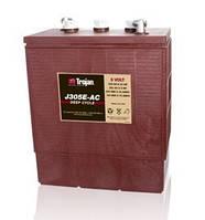Тяговые кислотные аккумуляторные батареи  TROJAN J305G-AC 315 Ah