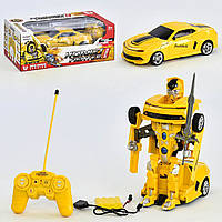 "Трансформер - машинка ""Бамблби Bumblebee"" арт. 6621"